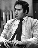 Judd Hirsch Close Up Portrait With Eyeglasses