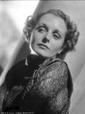 Mary Astor on a Shiny Top Side view Portrait