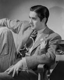 Tyrone Power 31 - Photograph Hollywood Print