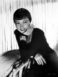 Anna Wong Leaning Chin On Hand in Classic