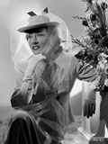 Portrait of Gloria Swanson Black and White