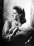 Norma Shearer smiling Portrait in Classic
