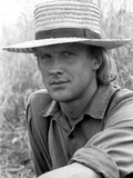 Alexander Godunov in Cowboy Outfit With Hat