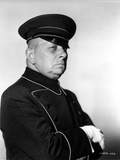Erich Von Stroheim Looking Away in Classic