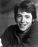 Matthew Broderick in Black Sweater Portrait