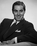Tyrone Power 29 - Photograph Hollywood Print
