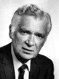 Buddy Ebsen in Black With White Background