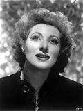 Greer Garson on Dark Top Looking Up Portrait
