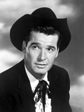 James Garner in Black With Black and White