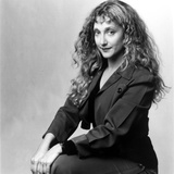 Carol Kane on Long Sleeve Dress and sitting