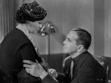 Al Jolson Begging the Woman in Black Coat