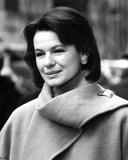 Dianne Wiest Portrait wearing Coat in Classic