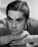Tyrone Power 20 - Photograph Hollywood Print