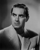 Tyrone Power 39 - Photograph Hollywood Print