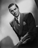 Tyrone Power 47 - Photograph Hollywood Print