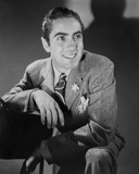 Tyrone Power 37 - Photograph Hollywood Print