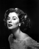 Suzy Parker wearing an Embroidered Blouse