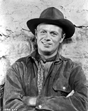 Richard Widmark posed in Classic Portrait