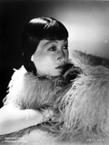 Anna Wong Looking Away From the Camera