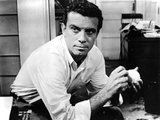 Anthony Franciosa in White Long sleeve