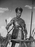 Ten Commandments Holding Arrow in Classic