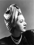 Maria Montez Classic Close Up Portrait