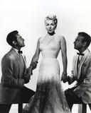 Lana Turner with Two Gentleman Portrait