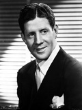 Rudy Vallee Grinning in Suit and Necktie