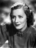 Irene Dunne on Blouse sitting Portrait
