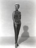 Lana Turner Portrait in Black and White