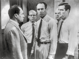 Twelve Angry Men Movie Scene in Classic