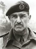 Sean Connery Portrait in General Uniform