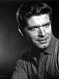 Stephen Boyd in Shirt With Black and White