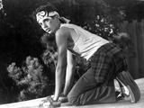 Ralph Macchio in Tank top With Headband