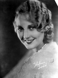 Thelma Todd smiling Portrait in Classic