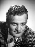 Brian Keith Posed in polka dot Suit