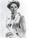 Alice Faye on a Ruffled Dress Portrait