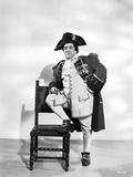 Abbott & Costello Dressed Up as Napoleon