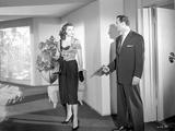 Las Vegas Story in Classic Couple Scene