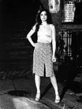 Deborah Van Valkenburgh Posed in Classic