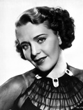 Ruby Keeler on See Through Top Portrait