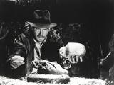 Harrison Ford in a Cowboy's Attire Scene