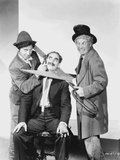 Marx Brothers Acting in Classic Portrait