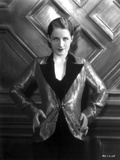 Norma Shearer Hands on Hips in Classic