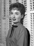 Ann Blyth Leaning on a Window Portrait