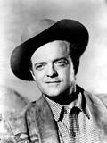 Van Heflin Posed in Cowboy Outfit With Hat