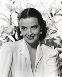Jane Russell in Formal Outfit Portrait
