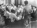 Twelve Angry Men Conference Room Scene