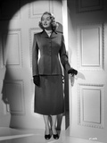 Patricia Neal on a Long Sleeve standing