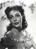 Loretta Young Lady Off Shoulder Shirts